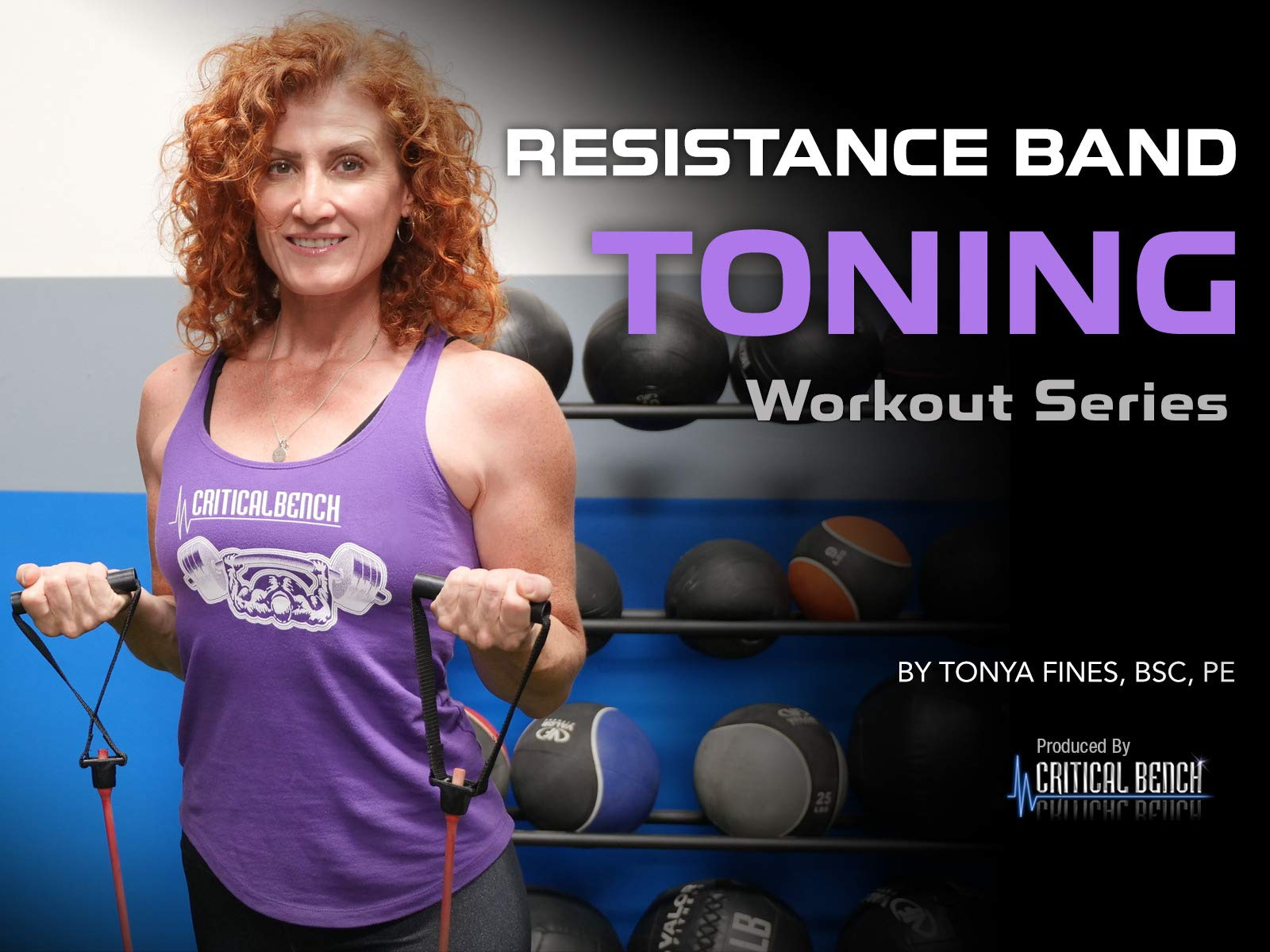 Resistance Band Toning Workouts for Beginners on Amazon Prime Instant Video UK