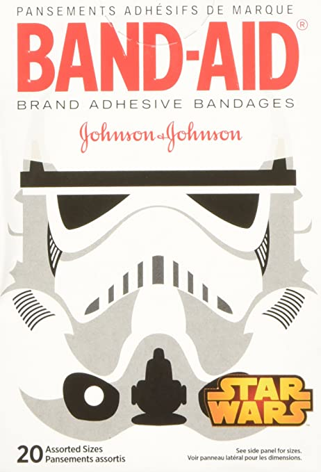 Star Wars Band Aids - the perfect stocking stuffer