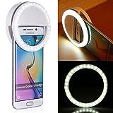 LED Selfie Ring Light 36led Supplementary Night Darkness for Mobile Phones