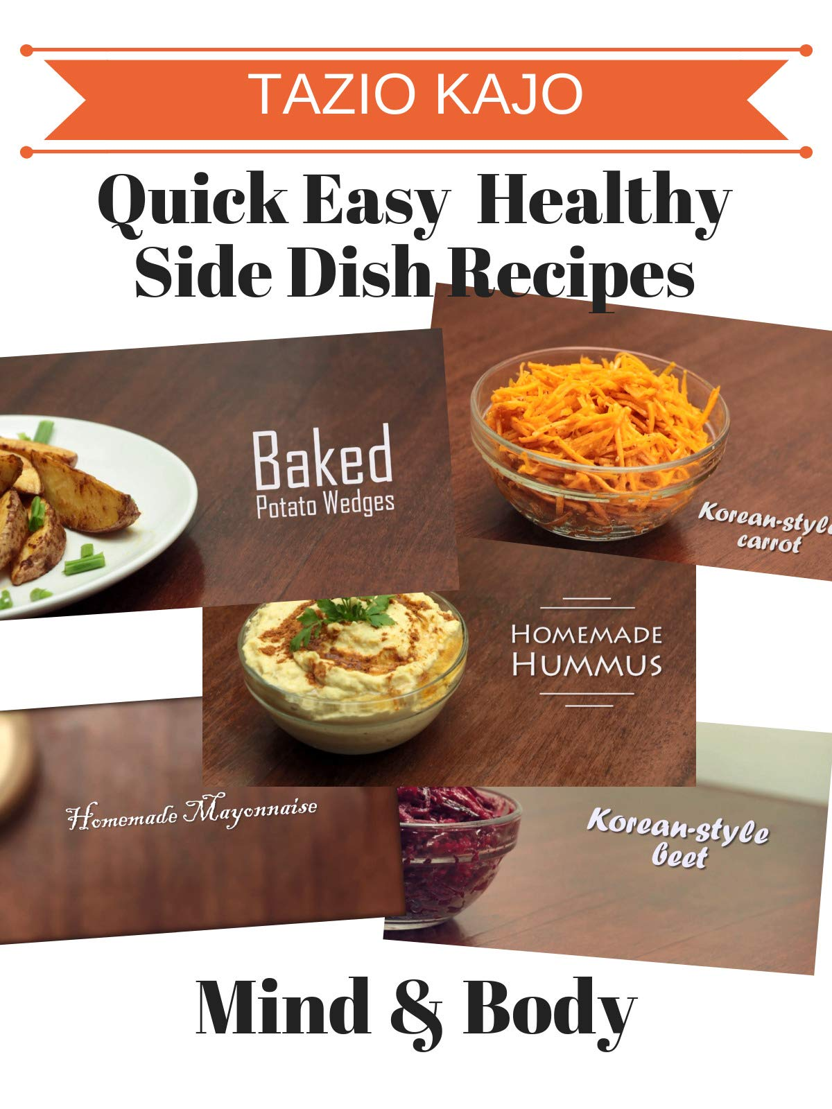Quick Easy & Healthy Side Dish Recipes