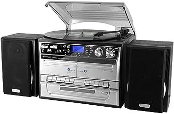Soundmaster MCD 4500 USB Système Audio