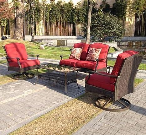 Better Home And Garden Patio Set Design Ideas