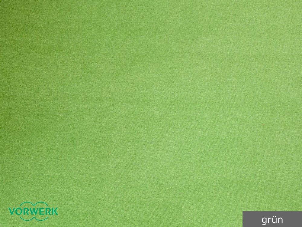 Teppichboden Auslegware Vorwerk Bijou grün 400 x 150 cm 16,95 EUR / m²  BaumarktBewertungen