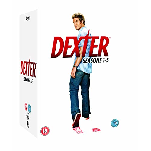 Dexter Complete Seasons Series 1 5 1 2 3 4 5 21 DVD Box Set New SEALED