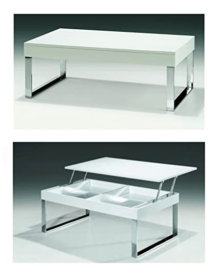 J030 Coffee Table | White