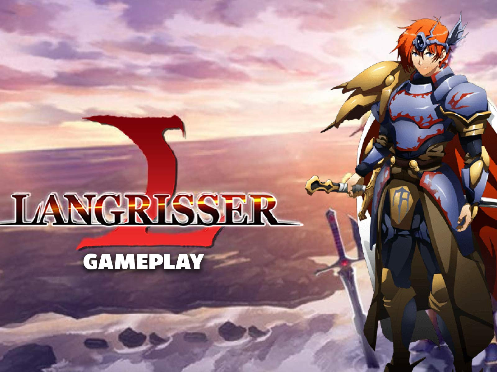 Langrisser Gameplay on Amazon Prime Instant Video UK
