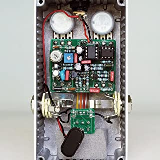 Magnetic Effects White Atom 極上のサウンドを持ちながら万能さも備えたファズ! マグネティックエフェクツ ホワイトアトム 国内正規品
