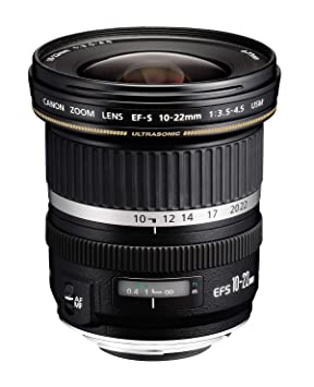 Canon Objectif EF-S 10-22 mm f/3.5-4.5 USM