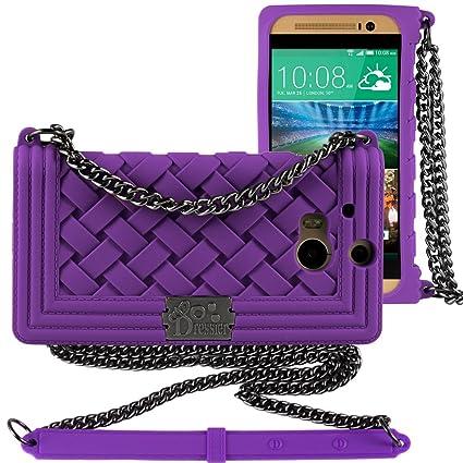 Htc One m8 Purple Tint Htc One m8 Case