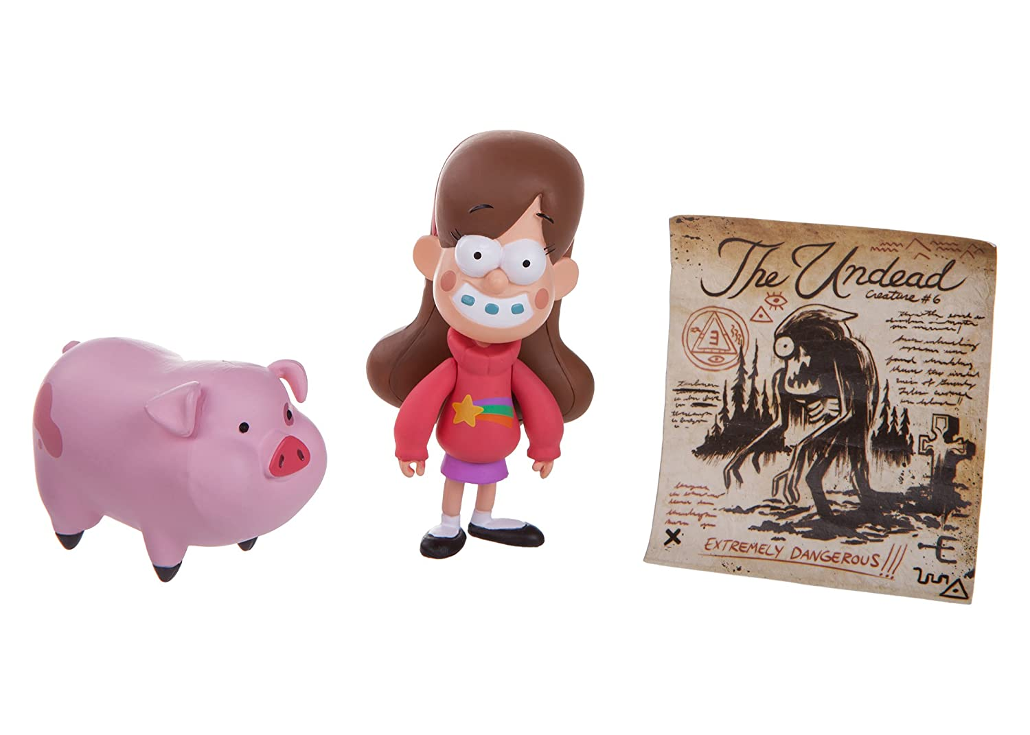 Gravity Falls Mini Figures Gravity Falls 3 Mini Figure