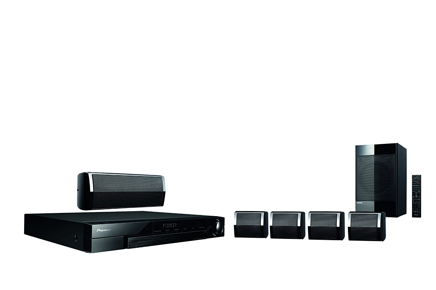 Pioneer MCS-333 5.1 Channel Media Centre System