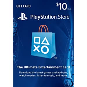 Best $10 PlayStation Store Gift Card Review
