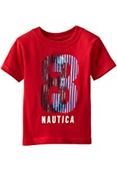 Nautica Little Boys' 83 Graphic Tee