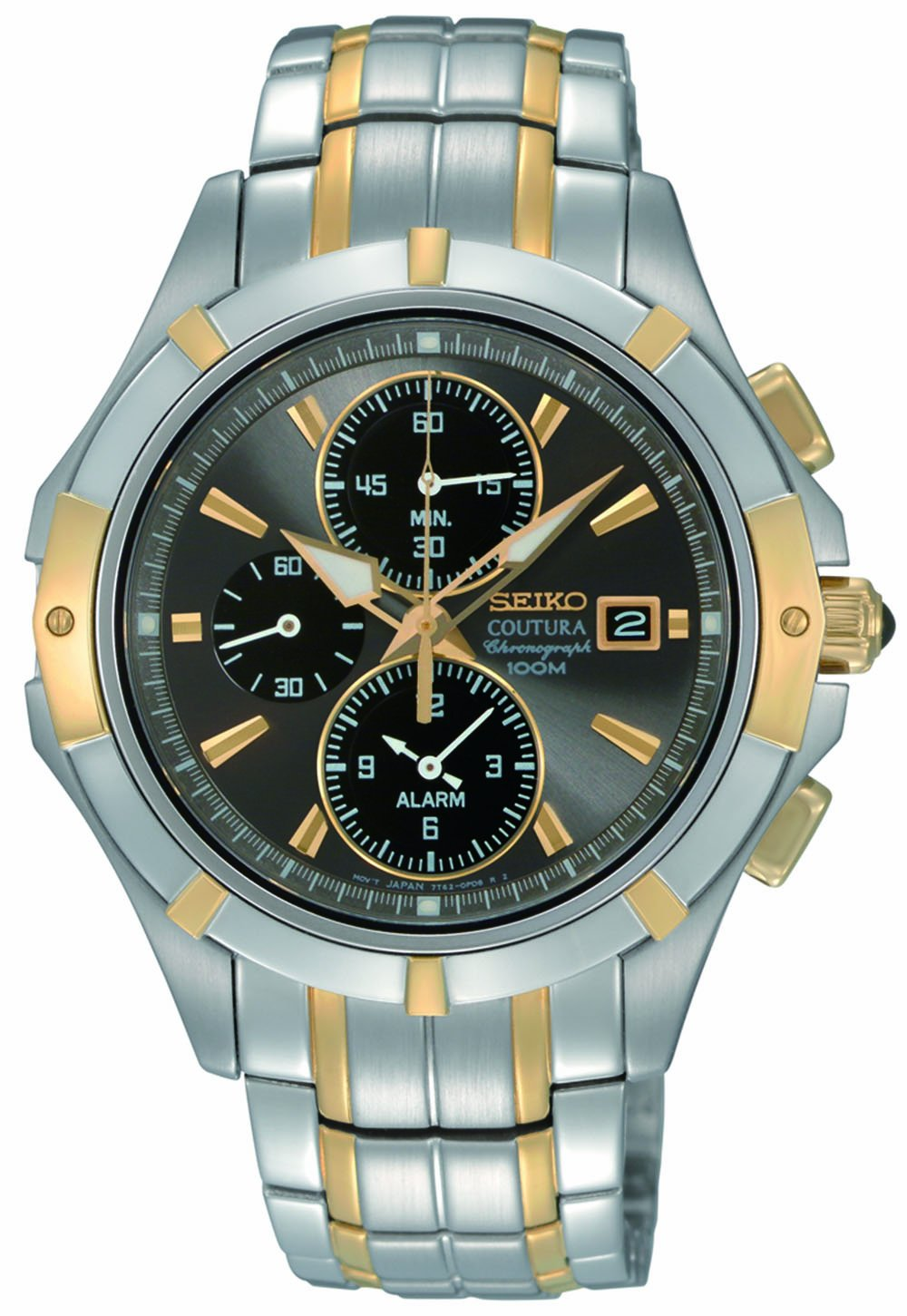 Mens Watches - Seiko Mens SNAE56 Coutura Watch Model