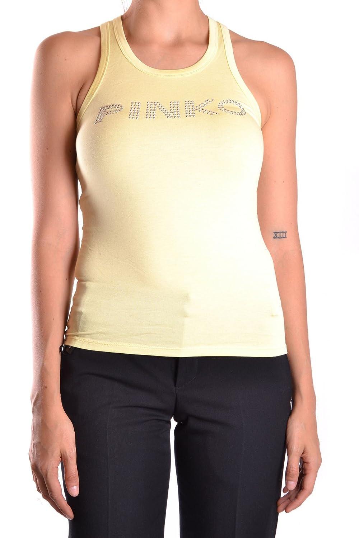 Unterhemd pt1868 Pinko Donna gelb günstig bestellen