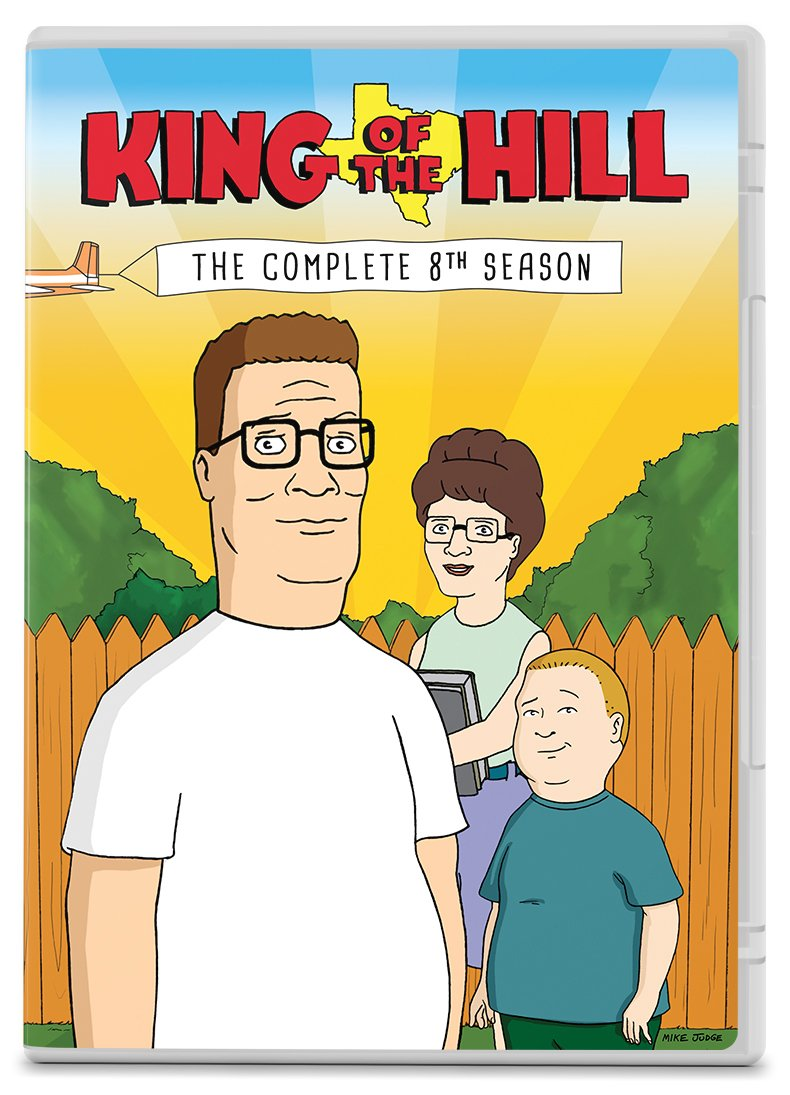 King of The Hill Yoga King of The Hill Season 8
