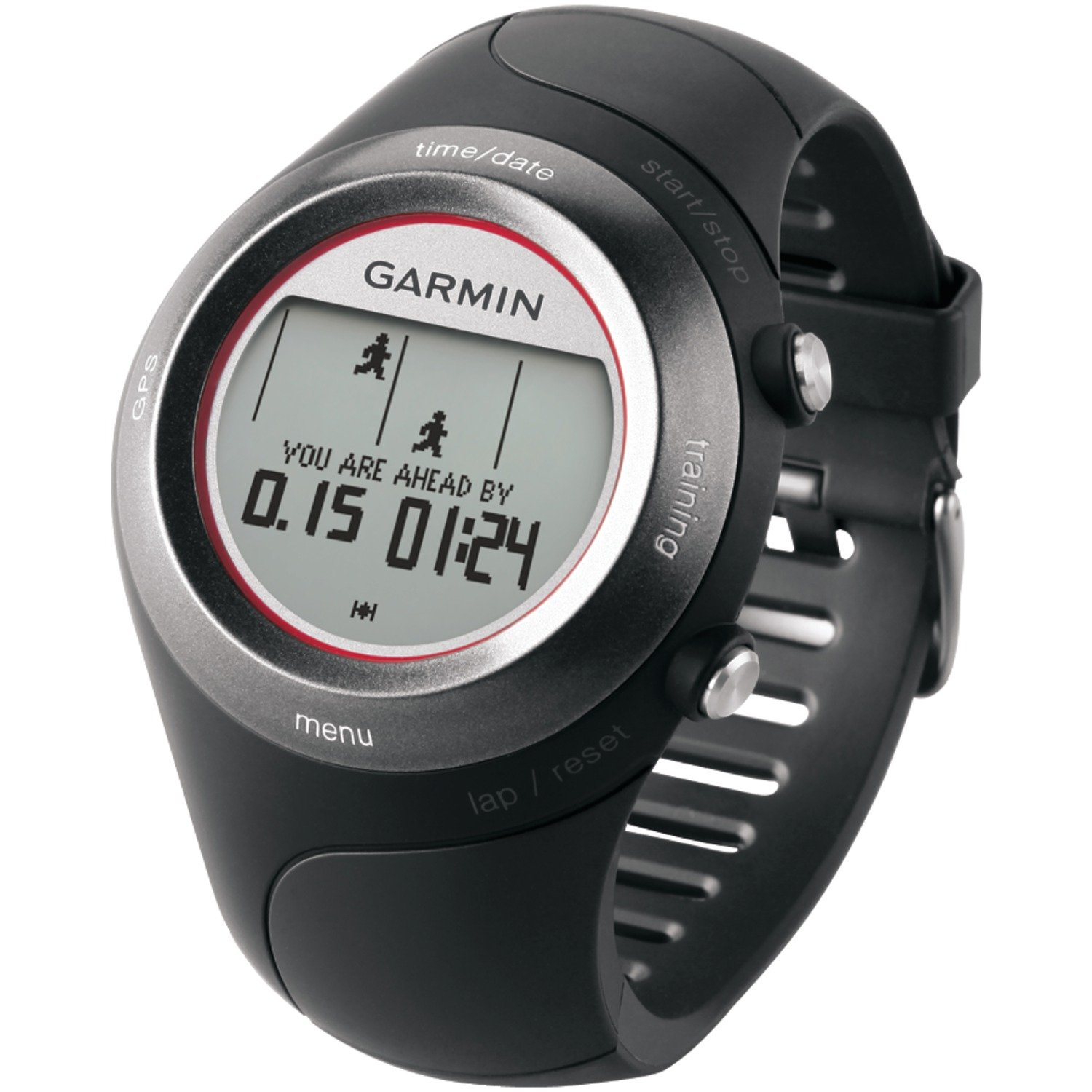 Garmin Forerunner 410 GPS-Enabled Sports Watch with Heart Rate Monitor (Discontinued by Manufacturer)