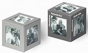 Walther MW100M - Cubos de aluminio para 6 fotos   Comentarios y más información