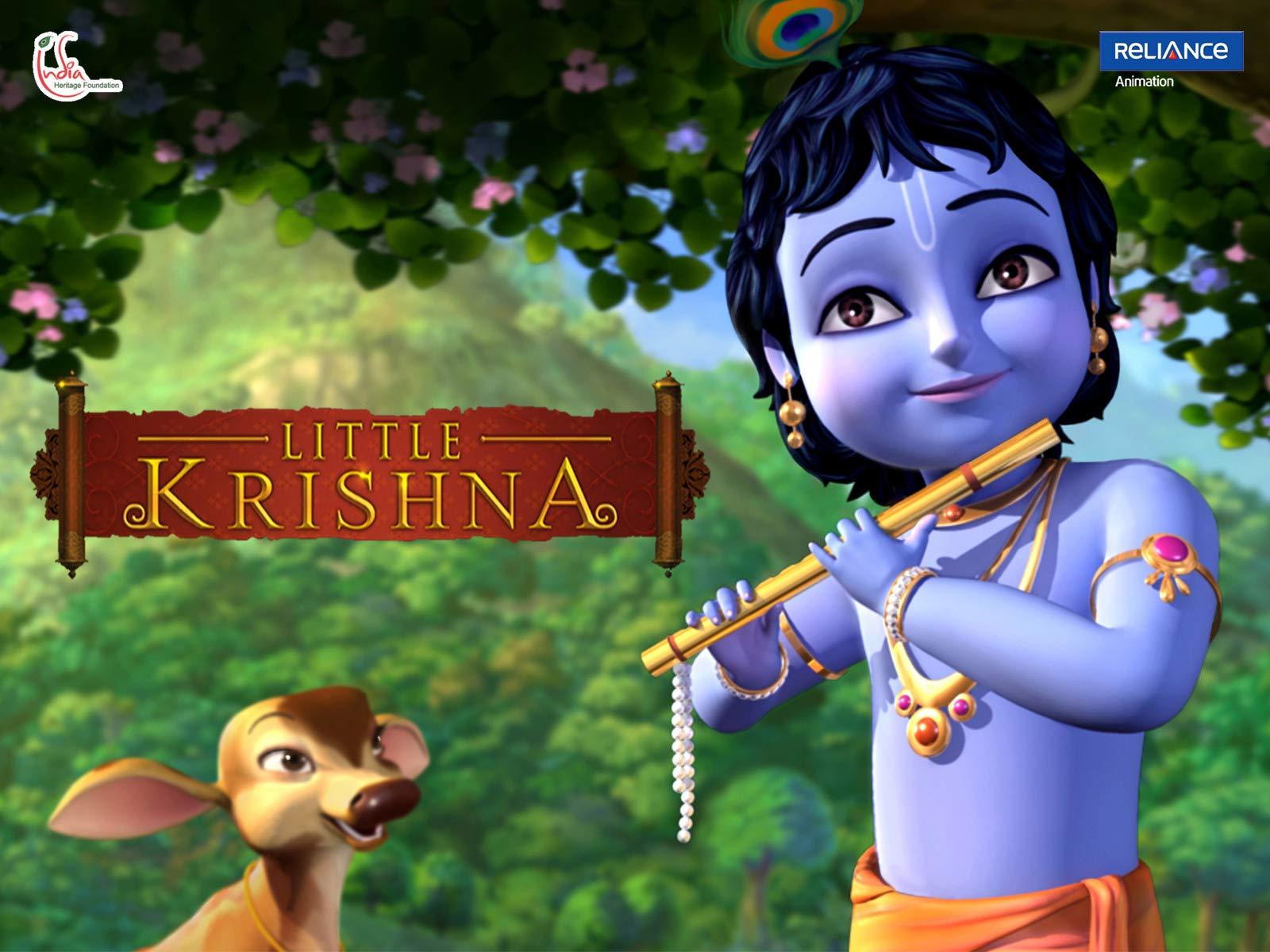 Little Krishna on Amazon Prime Video UK
