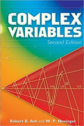 Complex Variables: Second Edition (Dover Books on Mathematics)