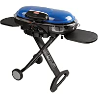 Coleman RoadTrip LXE 2 Burner Portable Propane Grill (Blue)