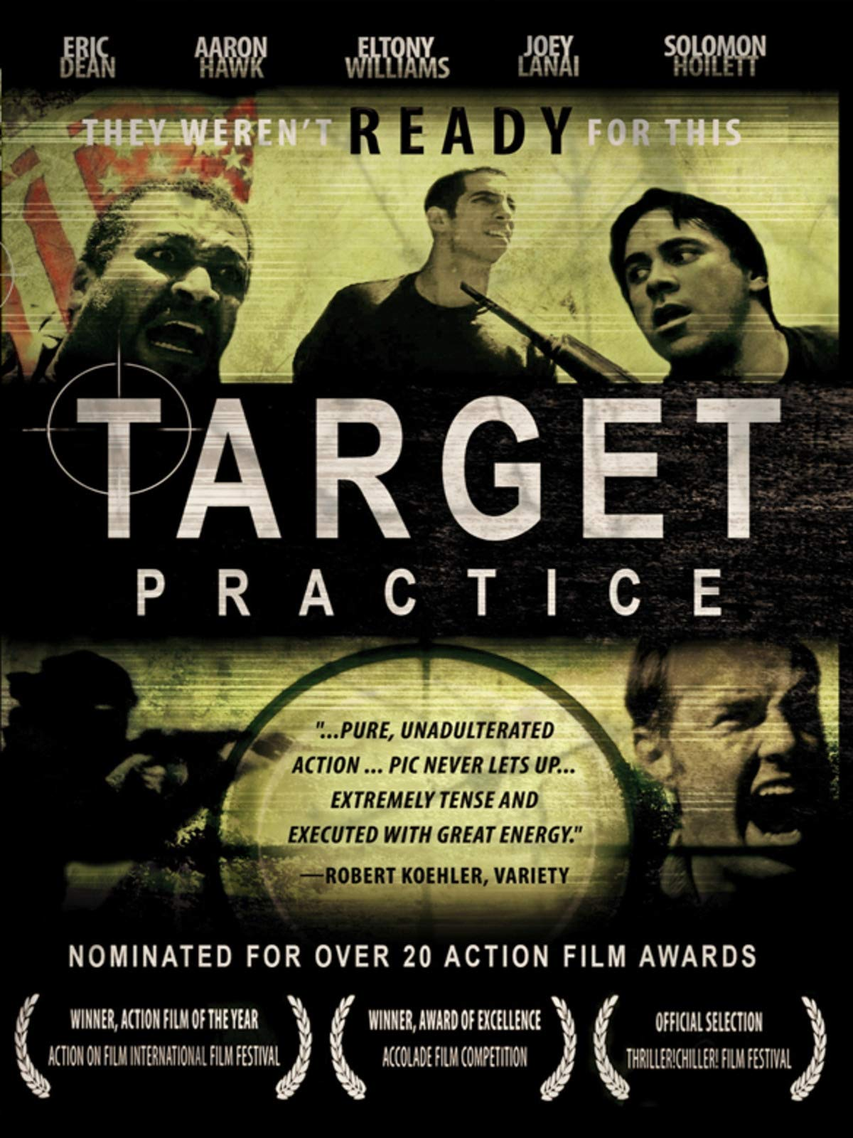 Target Practice on Amazon Prime Video UK