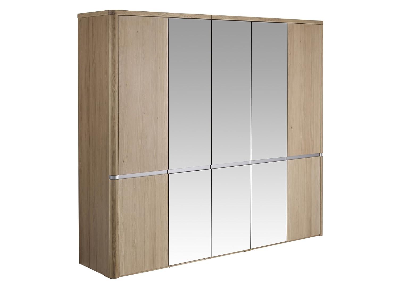 Firstloft 102-0500 5-türiger Kleiderschrank