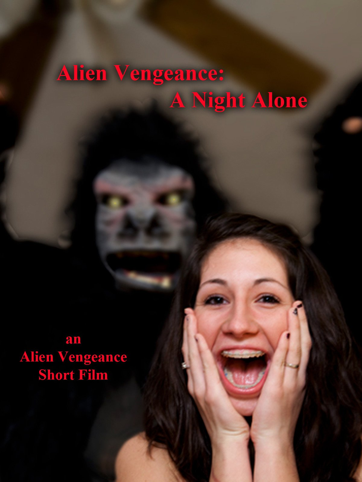Alien Vengeance: A Night Alone