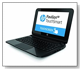 HP Pavilion 10-e010nr Review