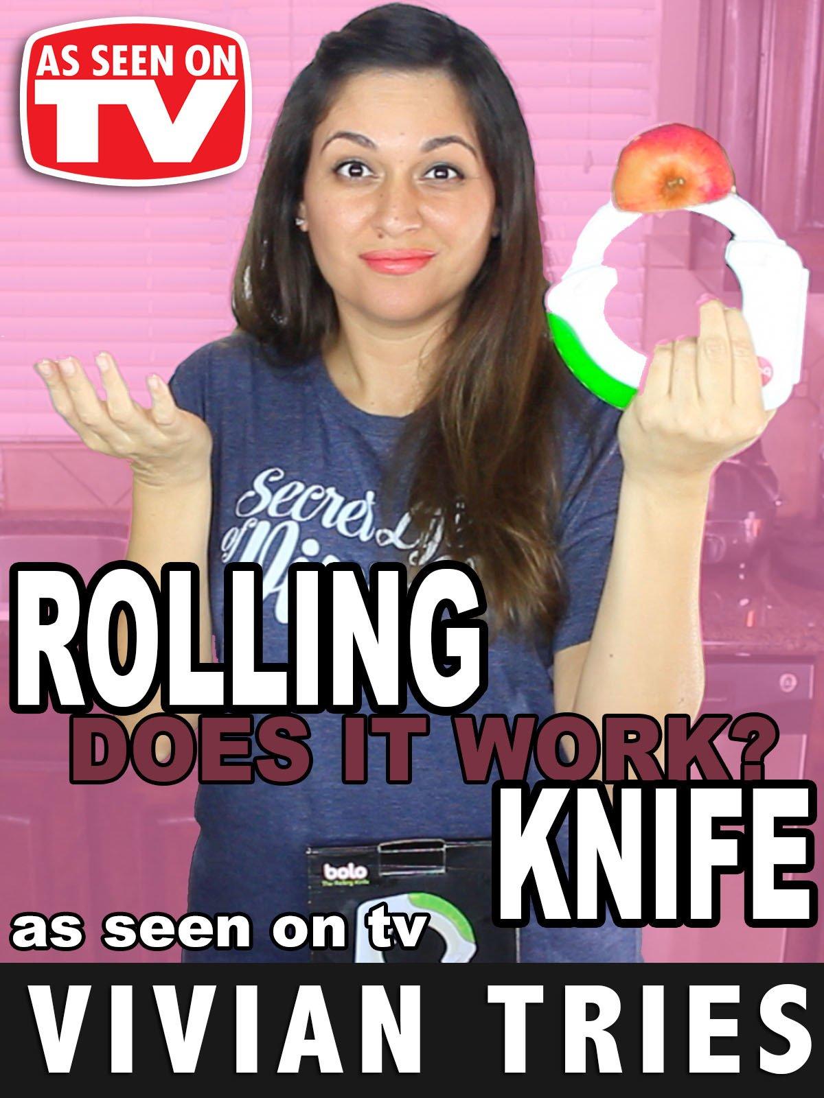Review: Vivian Tries Rolling Knife