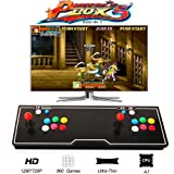 Winit 960 in 1 Arcade Video Game Console Pandora's Box 5 Ultra Slim Wooden 2 Players Double Support HDMI VGA and USB Output Support Monitor,TV Set,Projector,PC/Laptop (Color: 9#)