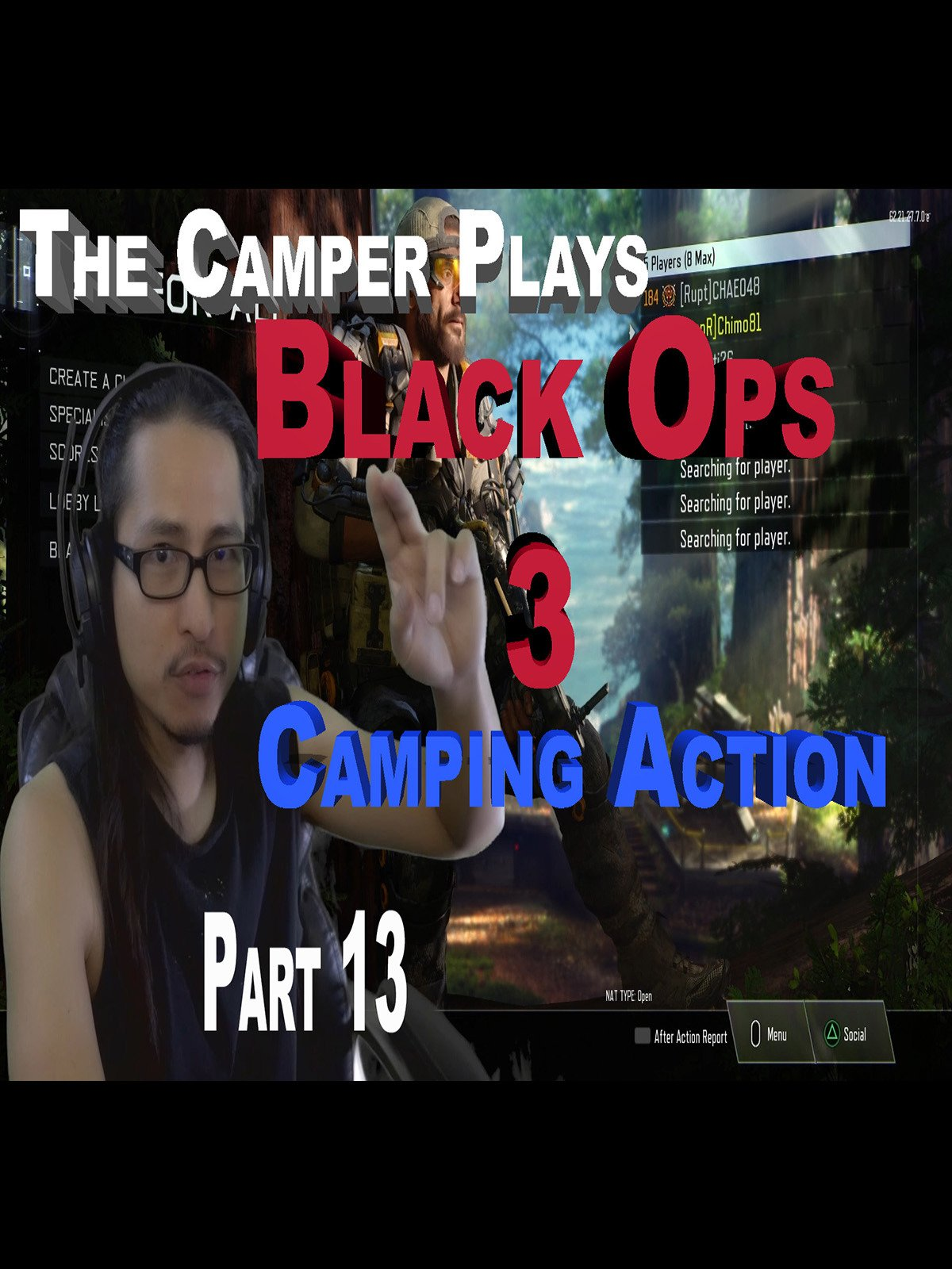 Call Of Duty Black Ops 3 - Free For All - Camping Action - Part 13 on Amazon Prime Video UK