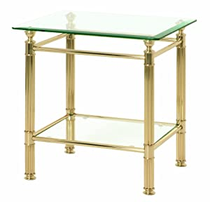 HAKU Furniture 47251 End Table, 53 x 50 x 45 cm       Customer review and more information