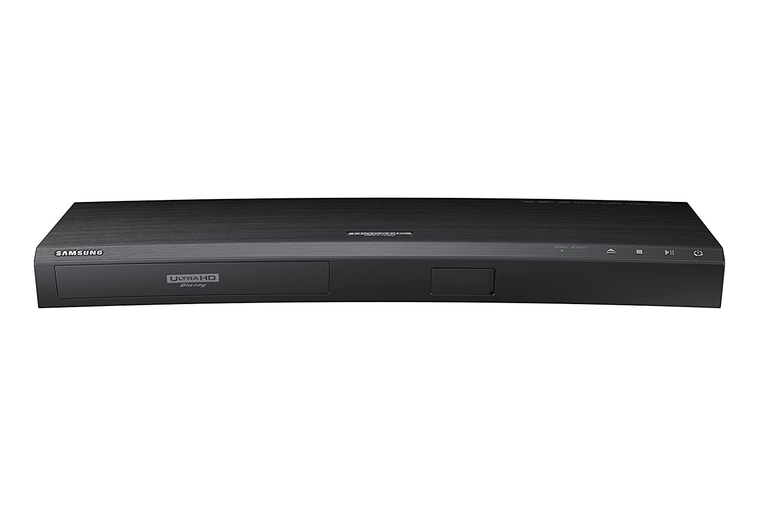 Samsung Electronics UBD-K8500 3D Wi-Fi 4K Ultra HD Blu-ray Player (2016 Model)