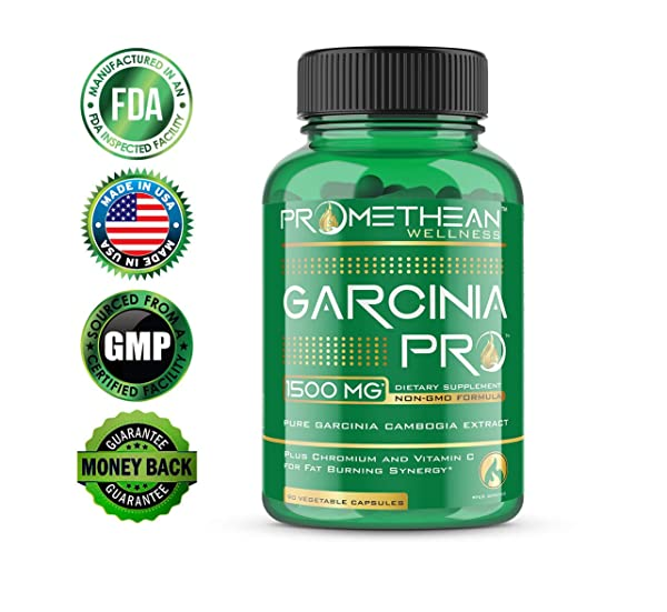 Garcinia Pro 100 Pure Garcinia Cambogia Extract For Weight