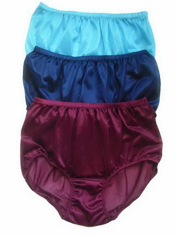 Höschen Unterwäsche Großhandel Los 3 pcs LPK3 Lots 3 pcs Wholesale Panties Nylon online kaufen