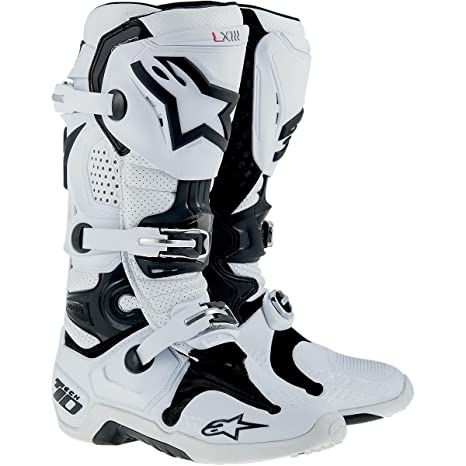 Alpinestars Crosslaarzen Tech 10 White-43 (9)