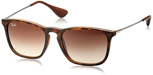 ray ban square sunglasses  Ray-Ban Square Sunglasses (Tortoise) (0RB4187856/1354): Amazon.in ...