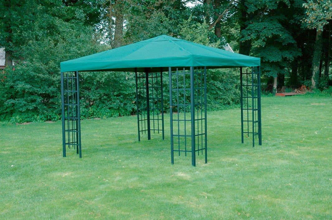 Universal Ersatzdach Metallpavillon 3x3 grün extra schwere Qualität 230 g/m2 wasserabweisend Kundenbewertung und weitere Informationen