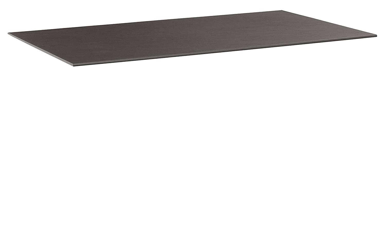 KETTLER Advantage Esstische Kettalux Plus Tischplatte 160 x 95 cm Schieferoptik, braun