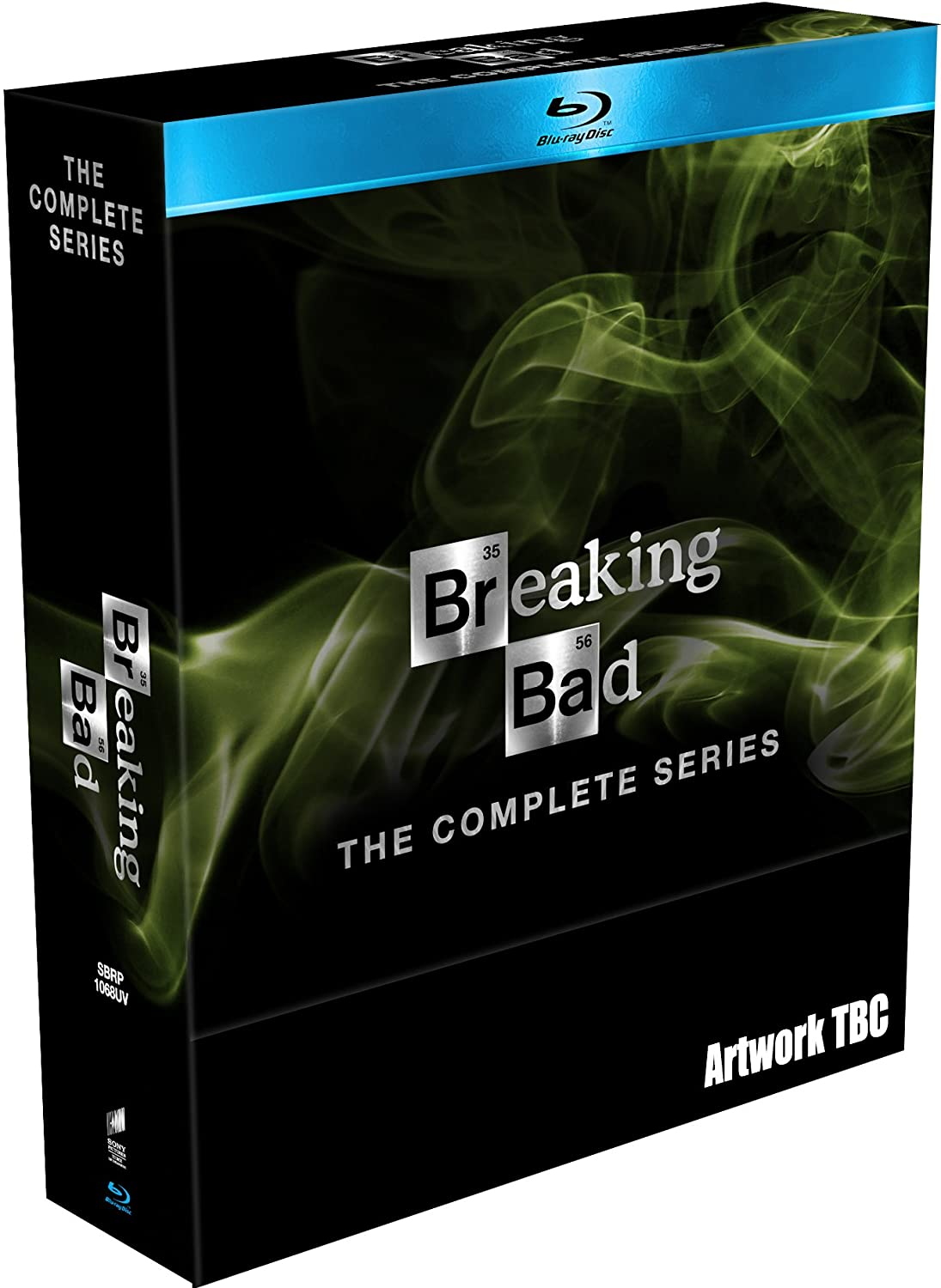 breaking bad the complete series november 25th blu ray forum. Black Bedroom Furniture Sets. Home Design Ideas