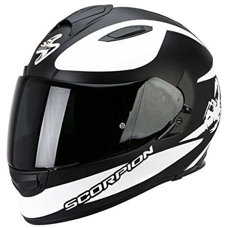 SCORPION 51-036-05-06 Casque de Moto, Multicolore, Taille XL