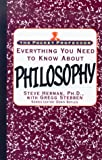 Pocket Professor Philosophy: Everything You Need To Know About Philosophy (The Pocket Professor)
