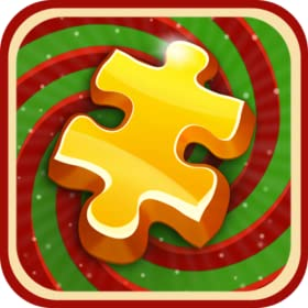 Magic Jigsaw Puzzles (Kindle Tablet Edition)