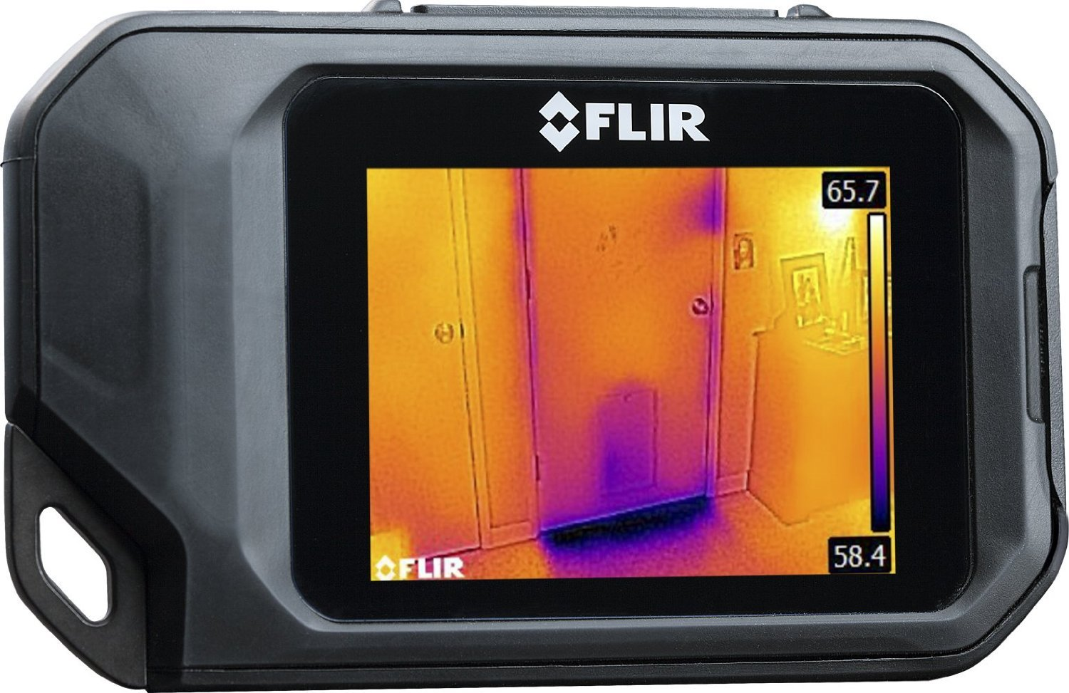 thermal imaging camera for home performance measurements