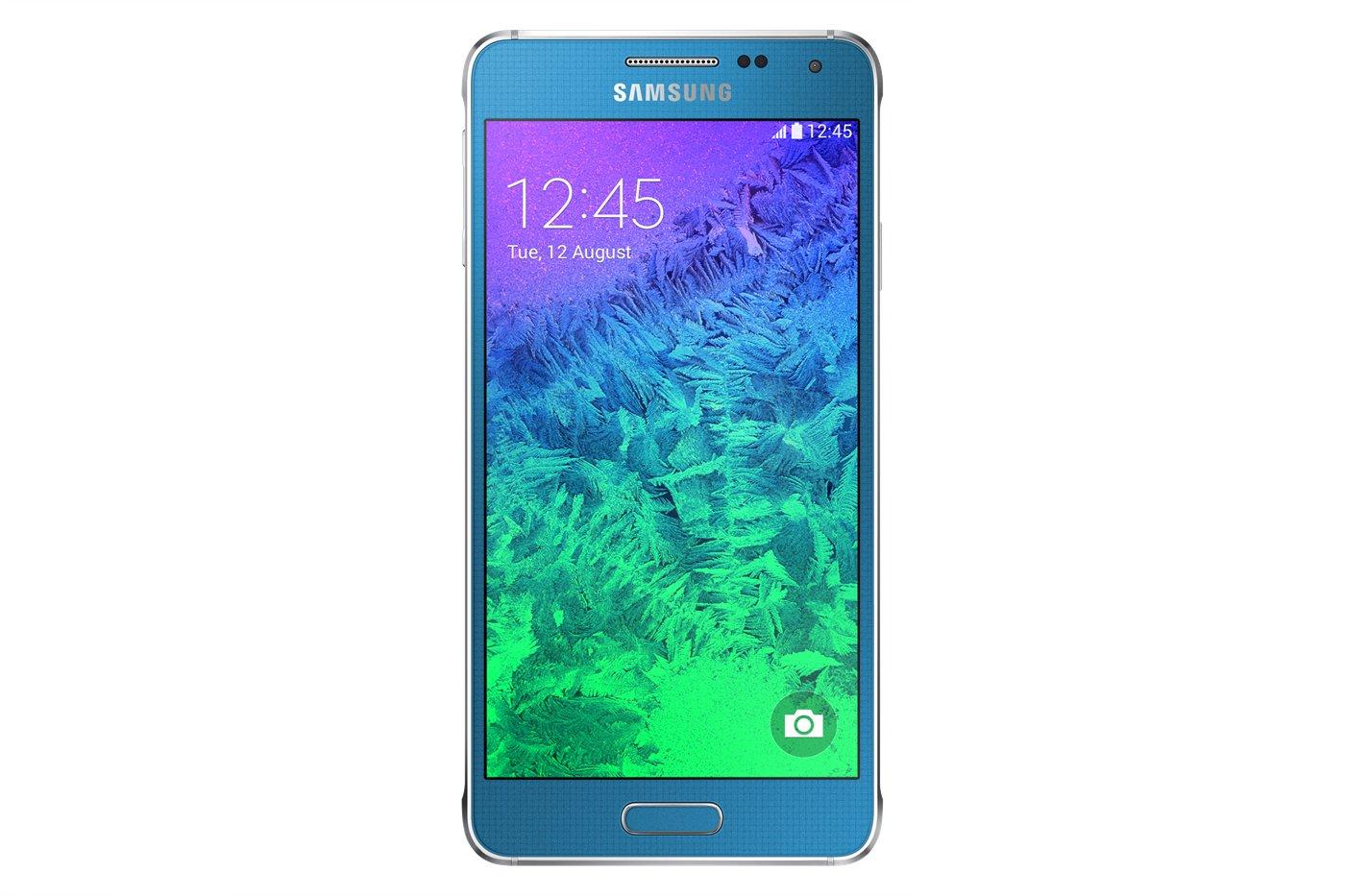 Samsung Galaxy Alpha (11,90 cm (4,7 Zoll)