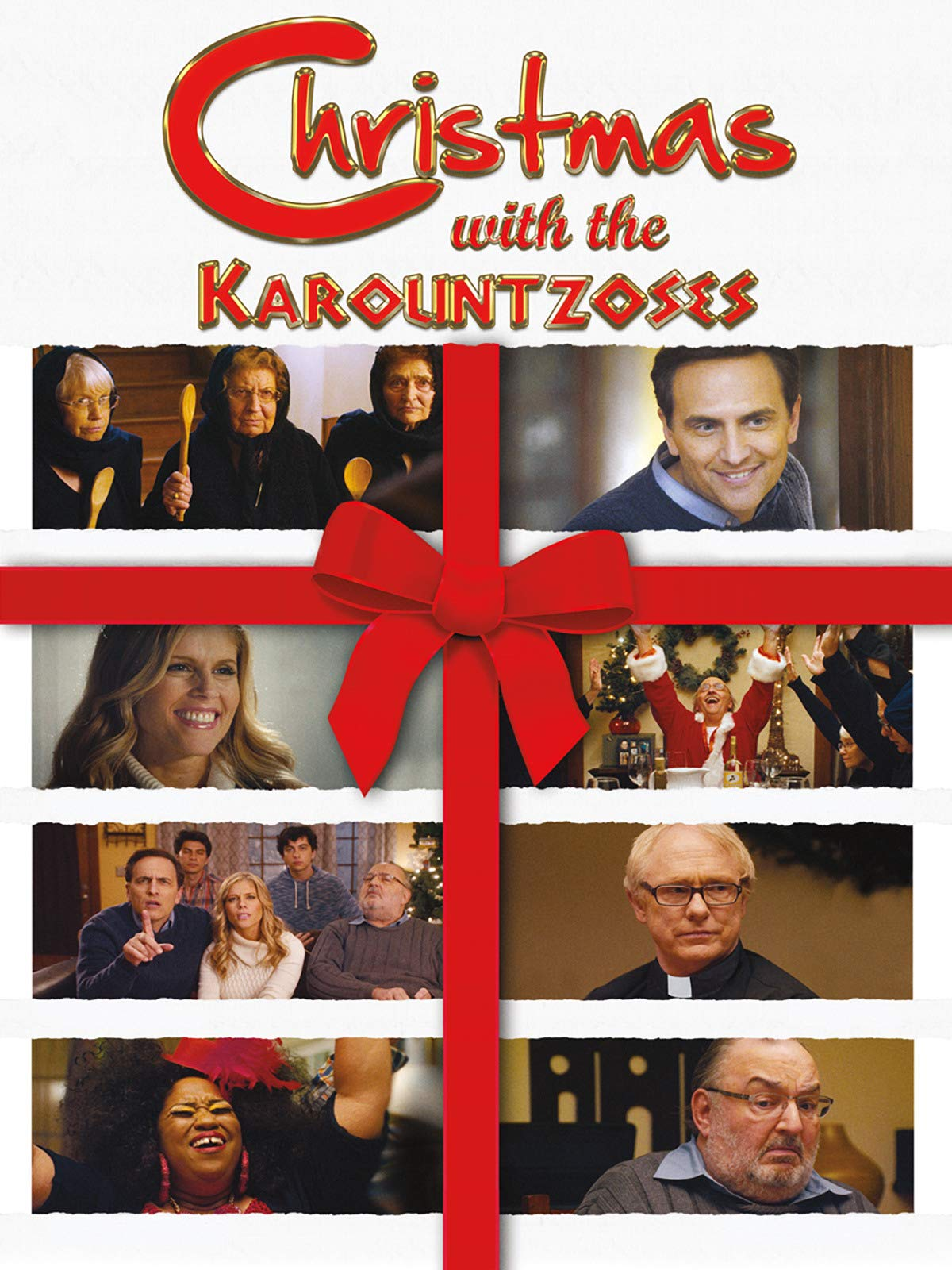 Christmas With The Karountzoses