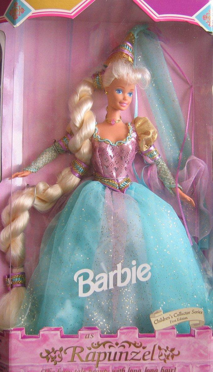 Pics Photos - Barbies Rapunzel Doll
