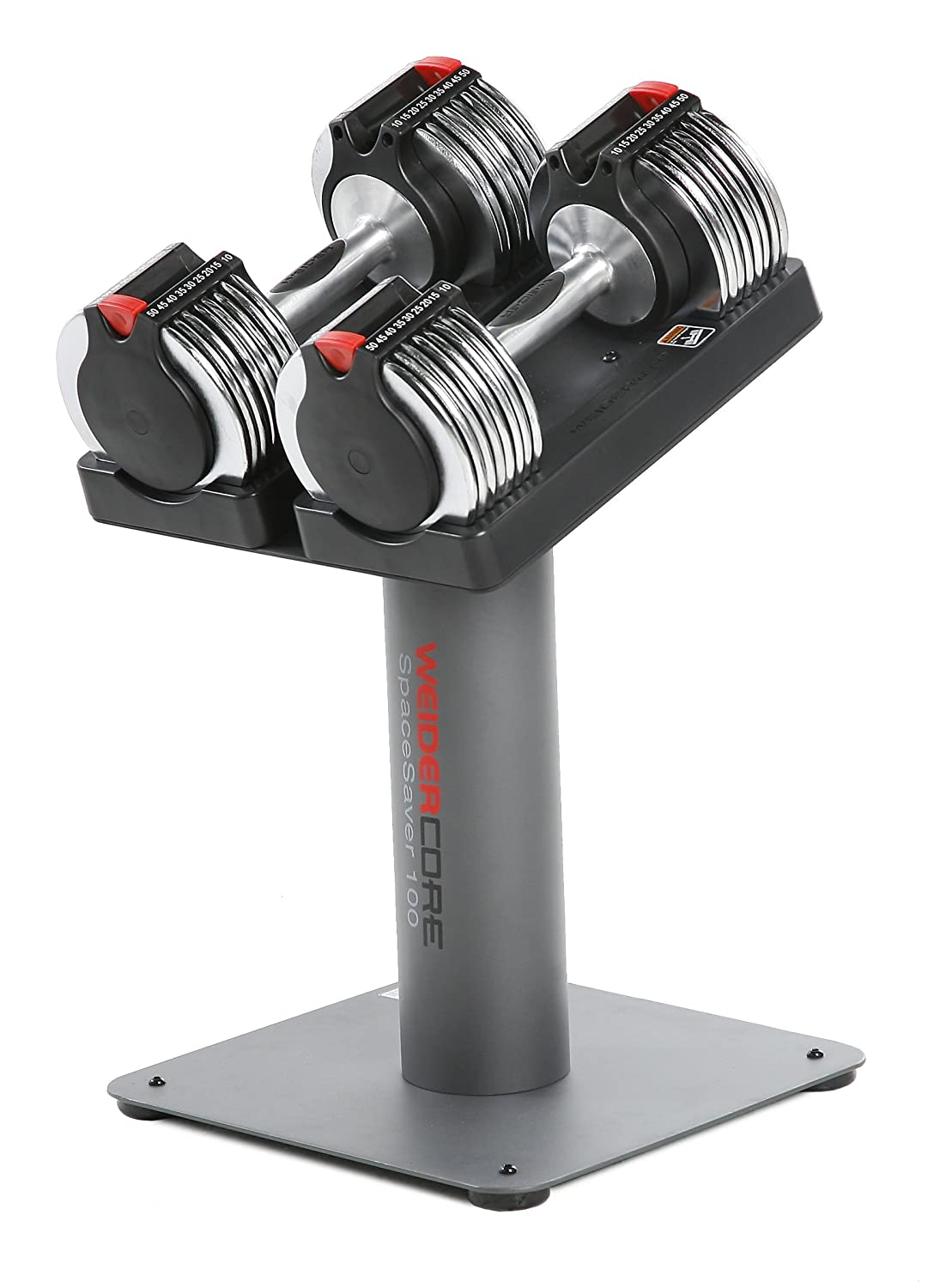 Weider Core Set Adjustable Dumbbells