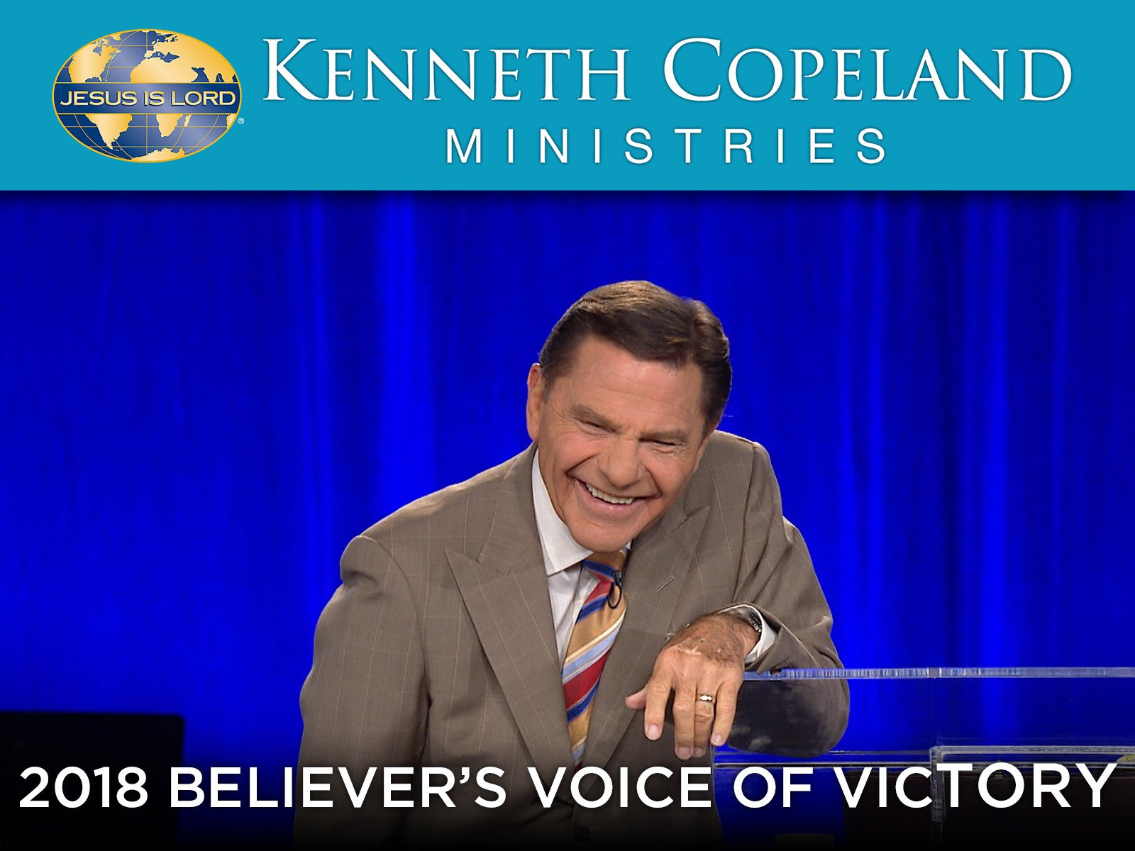 Kenneth Copeland 2018 - Season 5